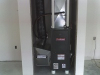 Residential Heating Goodman Furnace WI