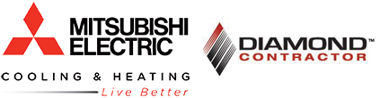 Diamond Contractor of Mitsubishi Electric