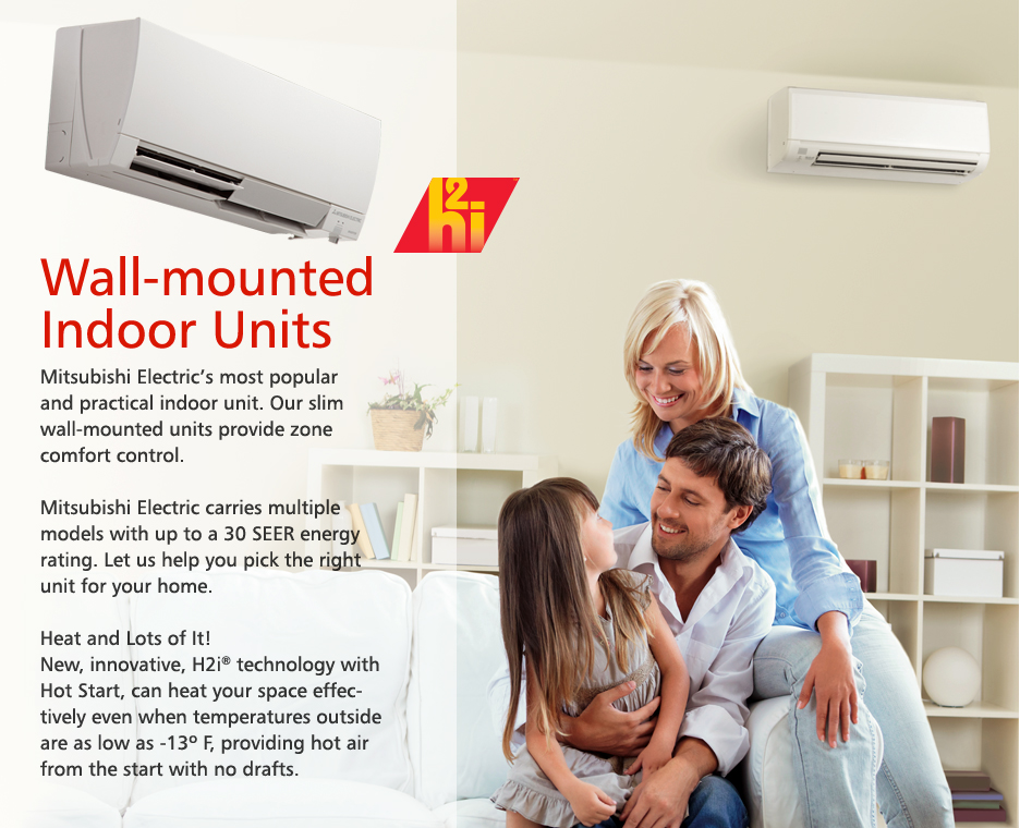 Mitsubishi Electric Indoor Units