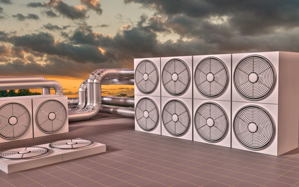 Commercial HVAC Solutions Burnett County WI Heating and Cooling Service Wisconsin Earth Energy