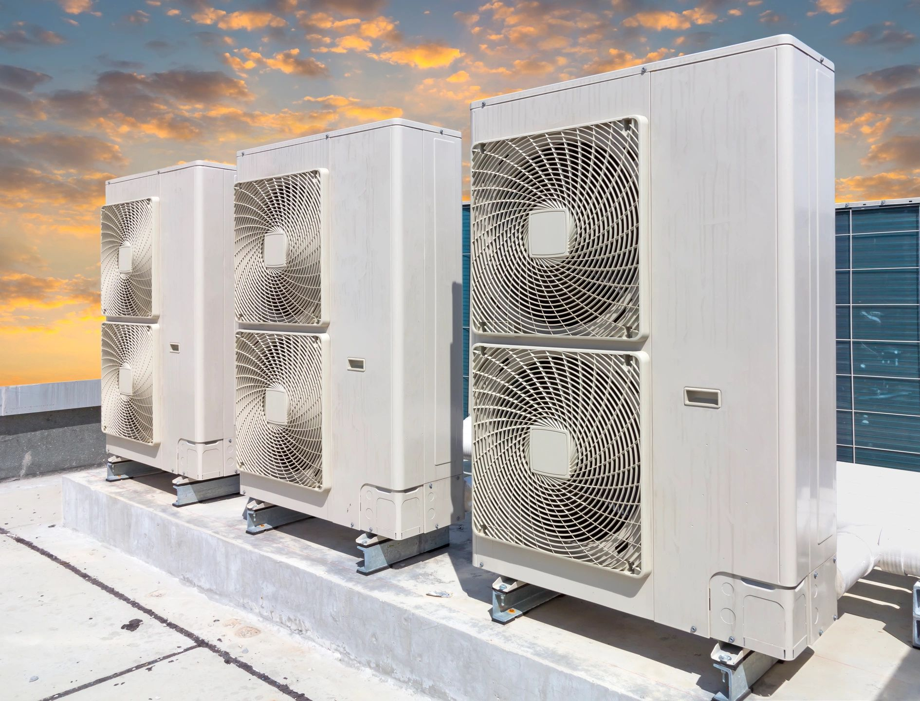 Commercial HVAC Solutions Burnett County WI