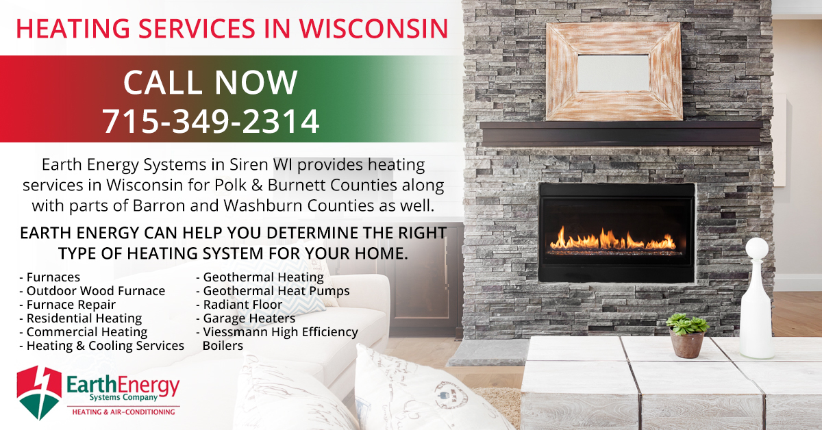 Heating Services in Wisconsin