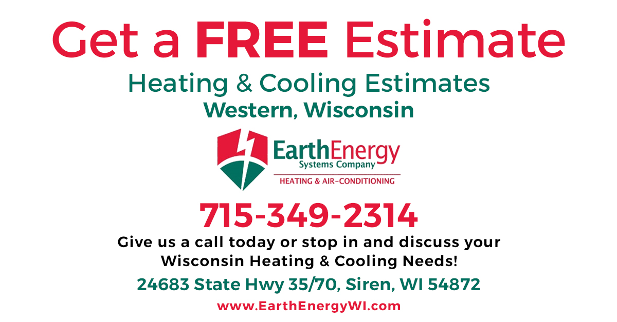 free estimate earth energy wi