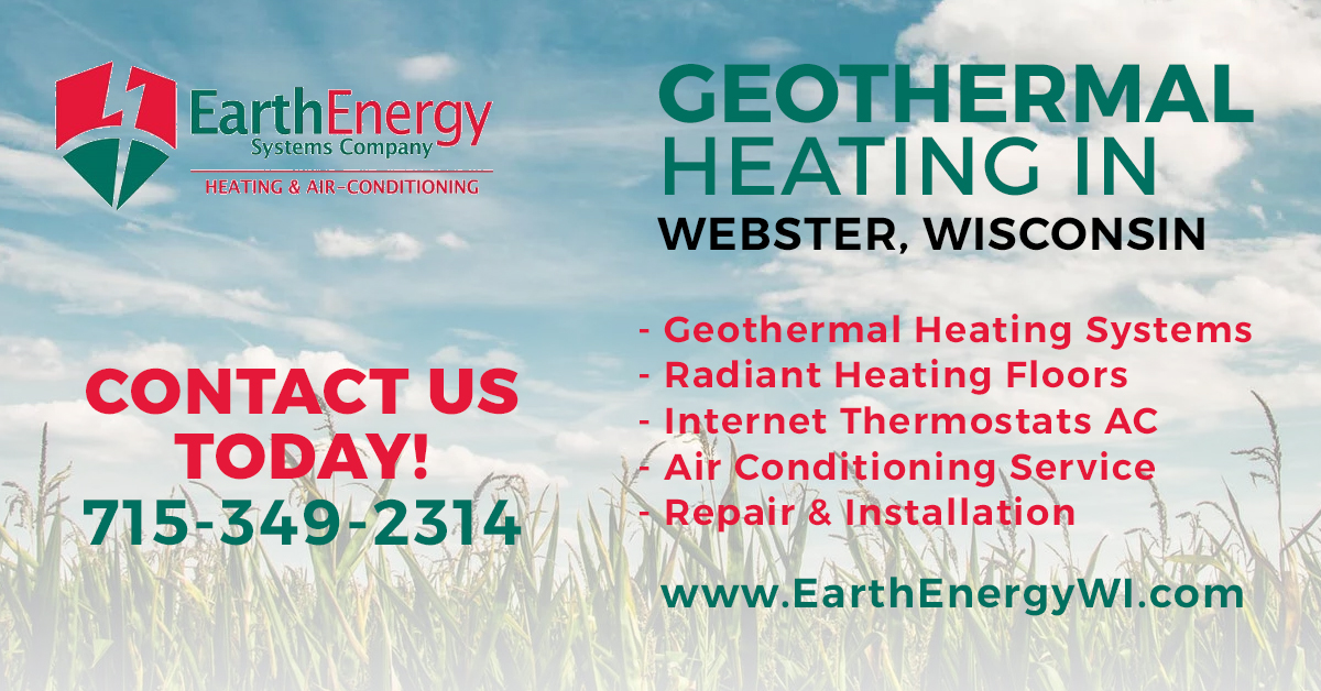 geothermal webster earth energy wi