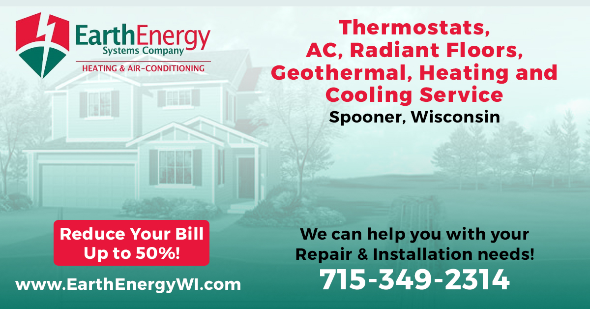 Geothermal Heating in Spooner