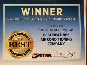 Best of Burnett County Heating Air Conditioning Company